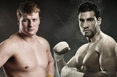 Александр Поветкин нокаутировал Чарра в седьмом раунде