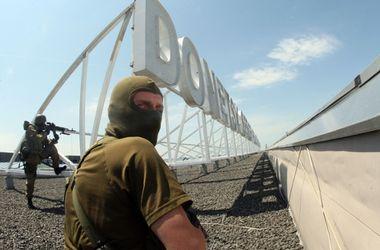 Жителей Донецка просят держаться подальше от аэропорта и ТЦ МЕТRO