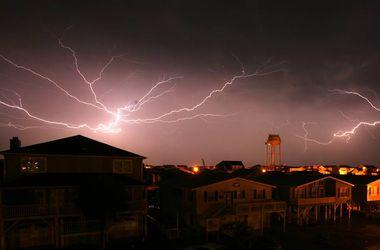 В Украине непогода обесточила 79 населенных пунктов
