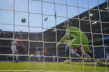 Сборная России сыграла вничью с Норвегией в товарищеском матче