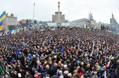 На сегодняшнем вече решат, что делать с Майданом в центре Киева