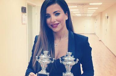 Ани Лорак удостоилась двух наград на премии  RU TV  в Москве