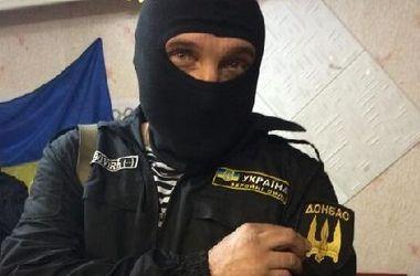 "Командир батальона ""Донбасс"" собирает добровольцев на Майдане"