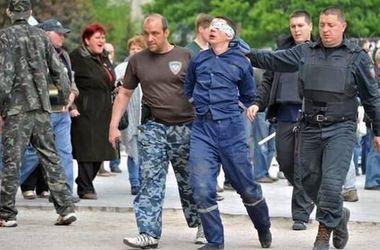 В плену у террористов Донбасса находится около двухсот человек