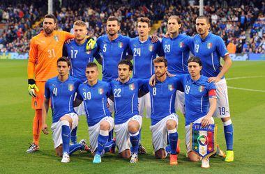 Сборная Италии назвала окончательный состав на ЧМ-2014