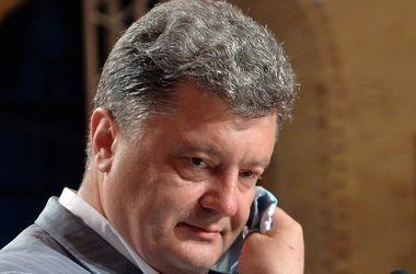 Завтра Рада назначит дату инаугурации Порошенко