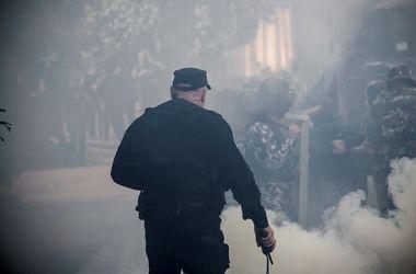 Во Львовской области во время учений военнослужащему разорвало ногу