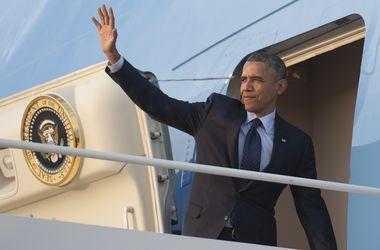 Обама отправился в европейское турне