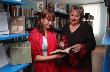 В центре Киева появится библиотека на колесах