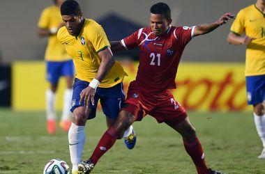 Футболисты сборной Панамы перепутали имя Халка с расизмом