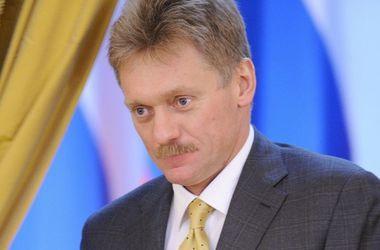 """Песков: В Кремле не обсуждают возвращение в """"большую восьмерку"""""""