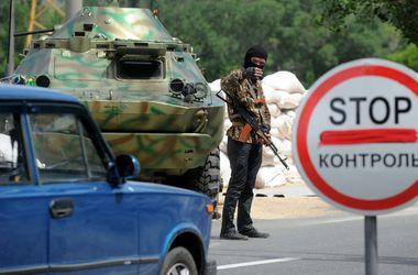 """В Донецке террористы устроили охоту на студентов-""""бандеровцев"""""""