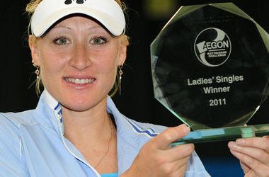 Теннисистка Елена Балтача посмертно получила награду за достижения в спорте