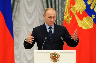 Путин о российских боевиках в Украине: сначала докажите