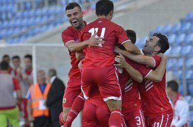 Гибралтар одержал первую победу в истории