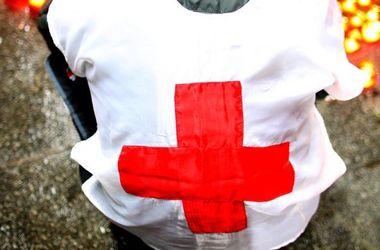 Красный Крест не может доставлять помощь в горячие точки на Востоке