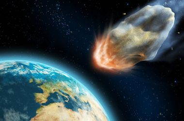 К Земле приближается 325-метровый астероид