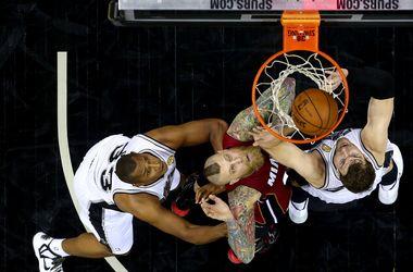 """""""Сан-Антонио"""" выиграл первый матч финала НБА"""