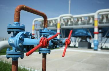 Украина нарастила импорт газа