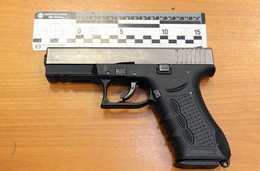 В Киеве поймали торговца оружием