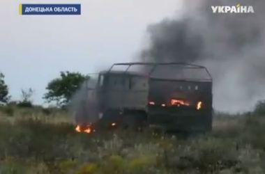 Противостояние на окраинах Славянска не прекращается