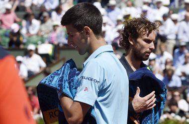 Новак Джокович первым вышел в финал Ролан Гаррос
