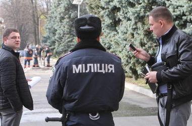 Во время инаугурации Порошенко Киев будут охранять более 3 тысяч милиционеров