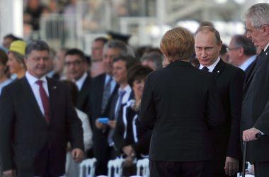 Путин и Порошенко нашли общий язык