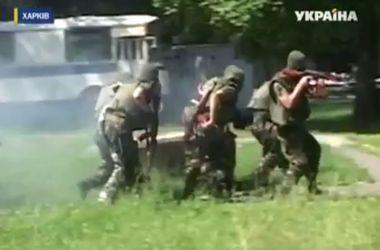 В Харькове сформировали два батальона для АТО