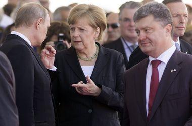 Путин и Порошенко договорились о встрече в ближайшее время