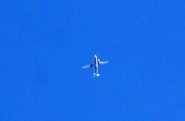 Экипаж сбитого над Славянском самолета выжил