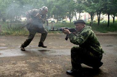 В Донецкой области боевики уничтожили 40 т взрывчатки