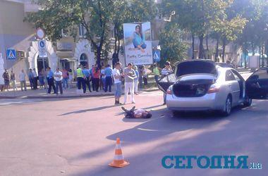 Расстрел помощника Пушилина расследуют как убийство, милиция ищет белый автомобиль