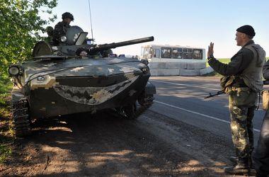 Террористы на четырех КамАЗах перевезли в Донетскую область сотню российских спецназовцев - Гончар