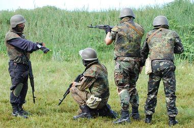 """Как батальон """"Донбасс"""" тренирует своих бойцов"""