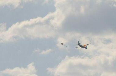 Сбитый над Славянском самолет проводил наблюдательный полет