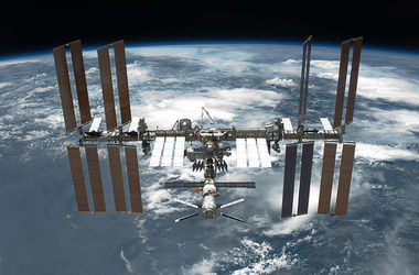 NASA отправило видео с МКС на Землю лазером