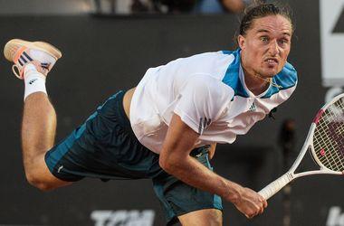 Александр Долгополов вошел в топ-20 лучших теннисистов мира