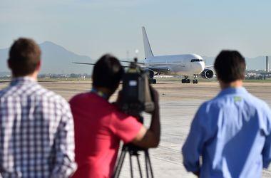 Матчи ЧМ-2014 будут показывать в прямом эфире в самолетах