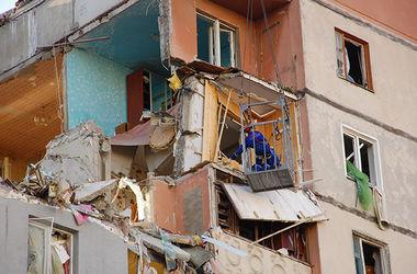 50 людей пострадали из-за взрыва дома в Николаеве