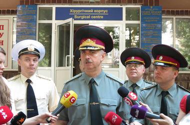 В Донбассе идет процесс прекращения вооруженного противостояния - Коваль
