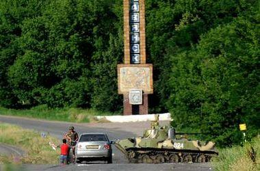 Террористы обстреляли три блокпоста силовиков под Славянском – пресс-служба АТО