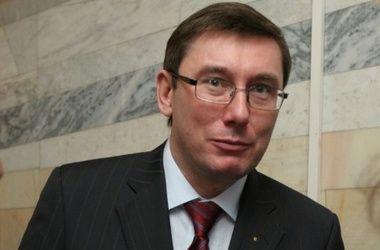 Луценко готов возглавить партию Порошенко