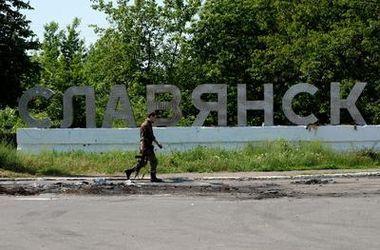 В Славянске от осколочных ранений погибли двое детей - Донецкая ОГА