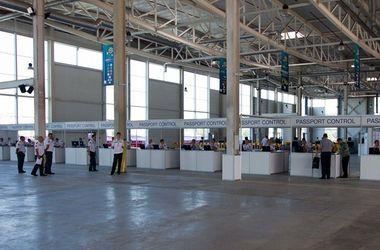 Харьковский аэропорт не обслужит больше пассажиров чем в прошлом из-за ситуации в стране
