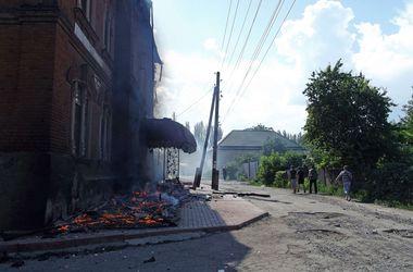 В Донецкой области в зоне АТО нет электричества и воды