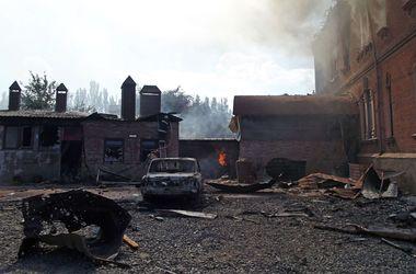 Двоих детей в Славянске убили боевики, - штаб АТО