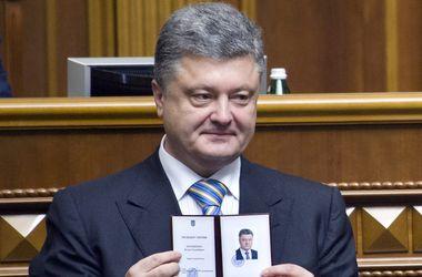Стало известно, во сколько обошлась инаугурация Порошенко