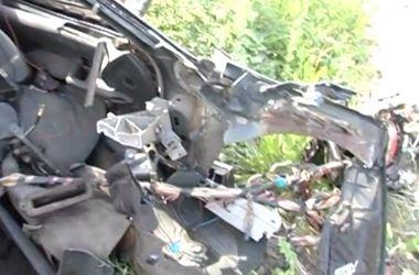 Подробности жуткой аварии под Киевом с гибелью трех человек