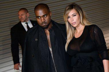 Ким Кардашьян и Канье Уэст решили устроить себе еще один медовый месяц